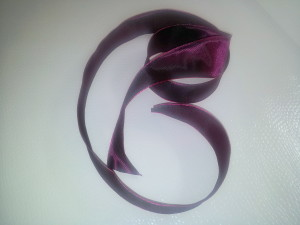 Tutorial - how to make an astonishing ribbon rose