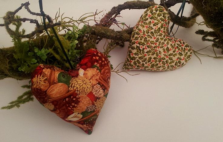 Christmas hearts 2