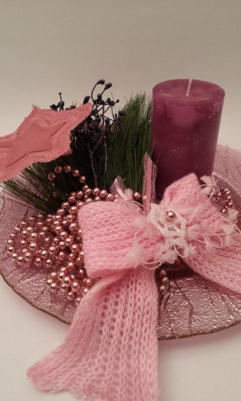 pink Christmas 4