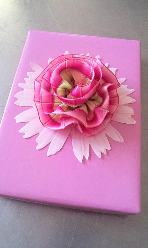 Pink floral Version 2