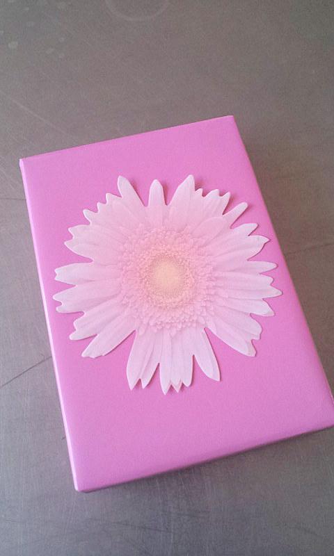 Pink floral Version 1