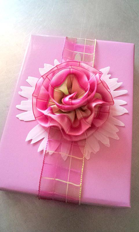 Pink floral Version 3
