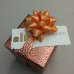 21.12.16 Design Kupfer m.Einschub aus ehem.Kalender BLOG